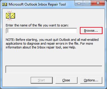 repair outlook